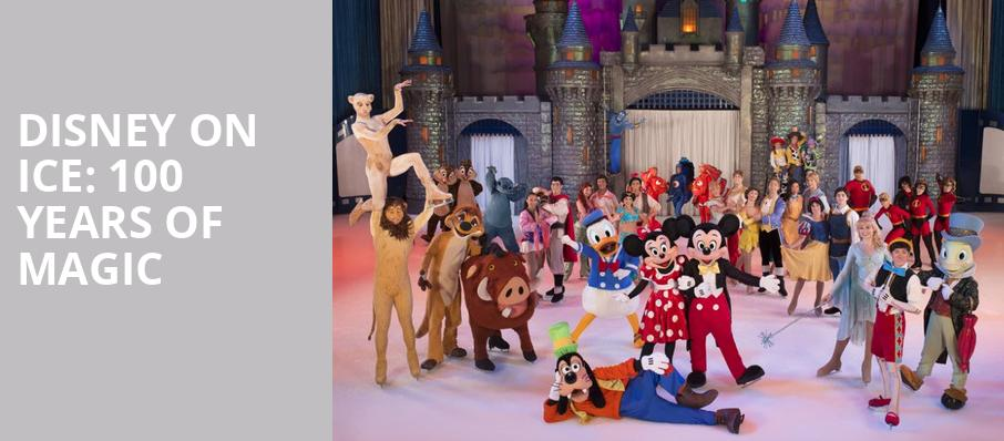 Disney on Ice 100 Years of Magic, Oracle Arena, San Francisco