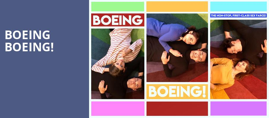 Boeing Boeing, Bindlestiff Studio Theatre, San Francisco
