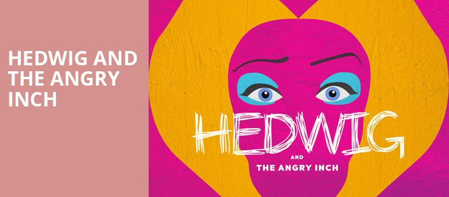 Hedwig and The Angry Inch, Victoria Theater, San Francisco