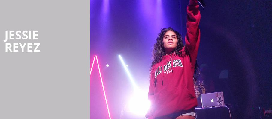 Jessie Reyez, Great American Music Hall, San Francisco