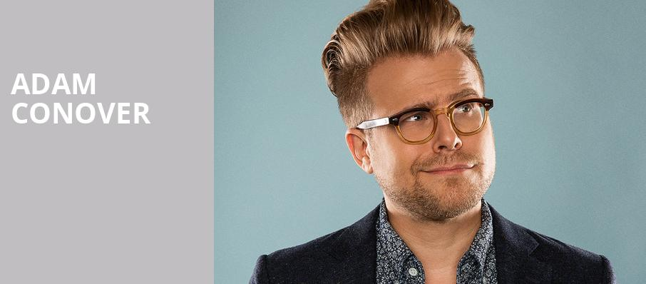 Adam Conover, Palace of Fine Arts, San Francisco