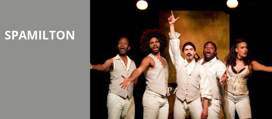 Spamilton, ACT Strand Theater, San Francisco