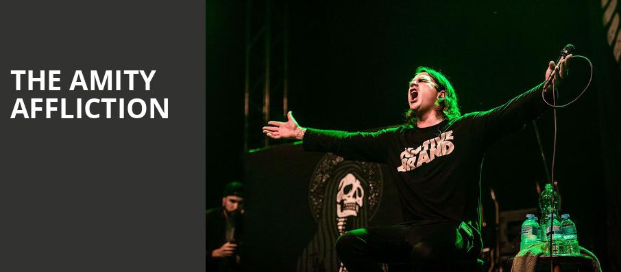 The Amity Affliction, The Catalyst, San Francisco