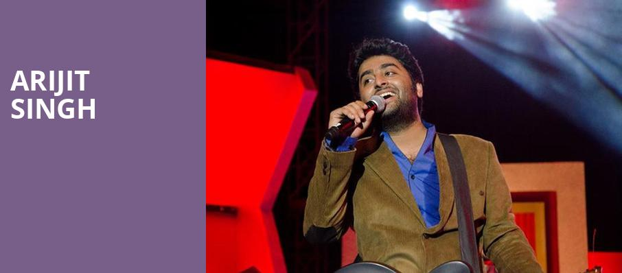 Arijit Singh, Oracle Arena, San Francisco