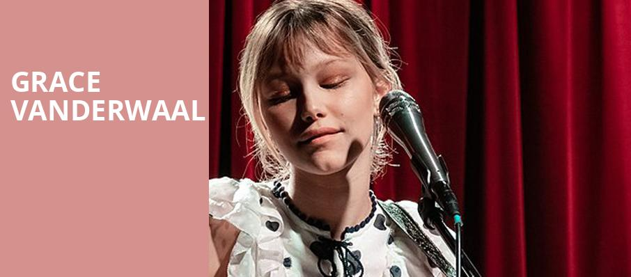 Grace Vanderwaal, The Fillmore, San Francisco