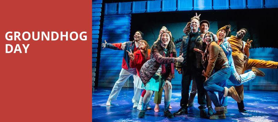 Groundhog Day at San Francisco Playhouse