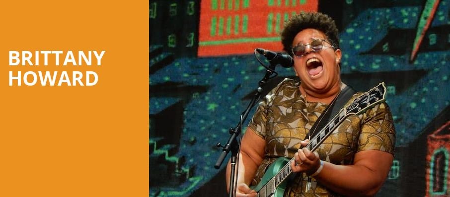 Brittany Howard, Fox Theatre Oakland, San Francisco