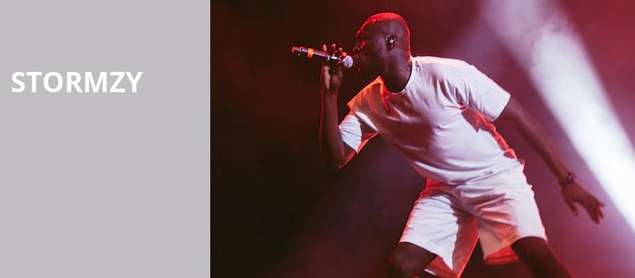 Stormzy, Fox Theatre Oakland, San Francisco