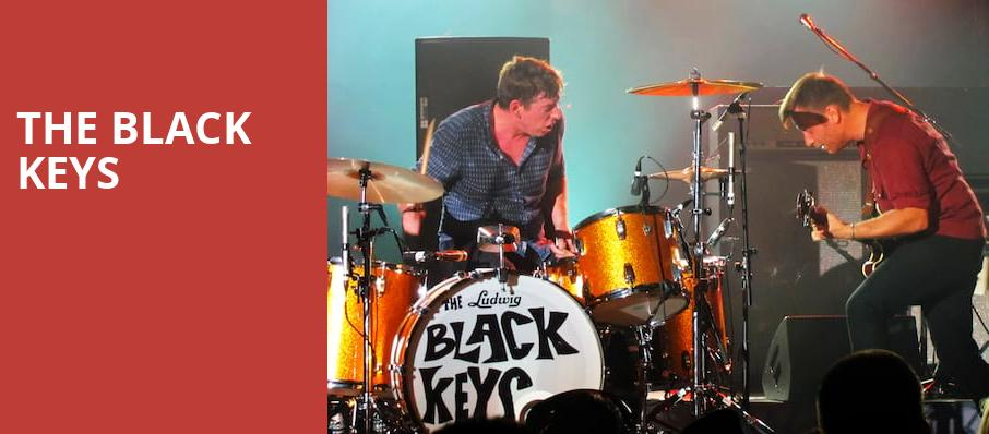 The Black Keys, The Greek Theatre Berkley, San Francisco