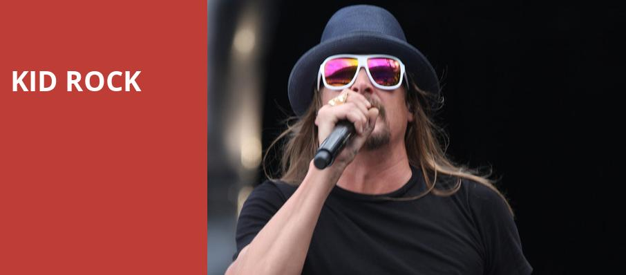 Kid Rock, Shoreline Amphitheatre, San Francisco