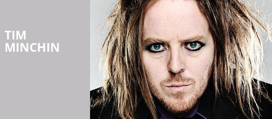 Tim Minchin, Nob Hill Masonic Center, San Francisco