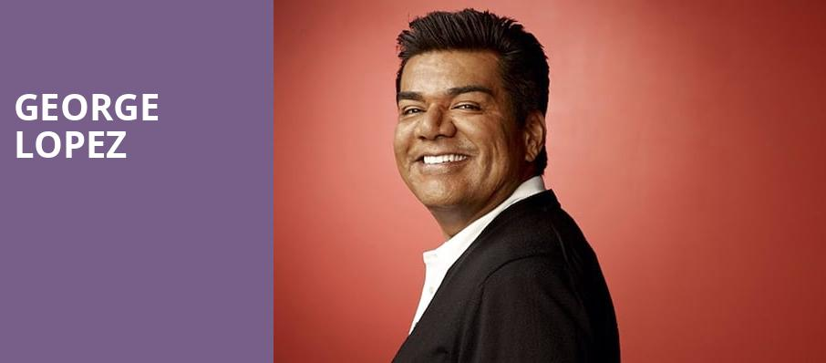 George Lopez, The Warfield, San Francisco