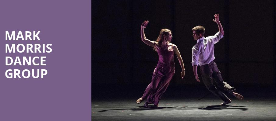 Mark Morris Dance Group, Zellerbach Auditorium, San Francisco