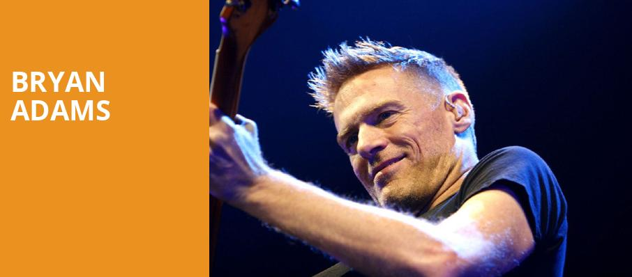 Bryan Adams, Shoreline Amphitheatre, San Francisco
