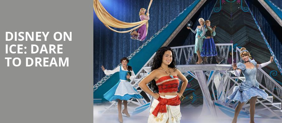 Disney On Ice Dare To Dream, Oracle Arena, San Francisco