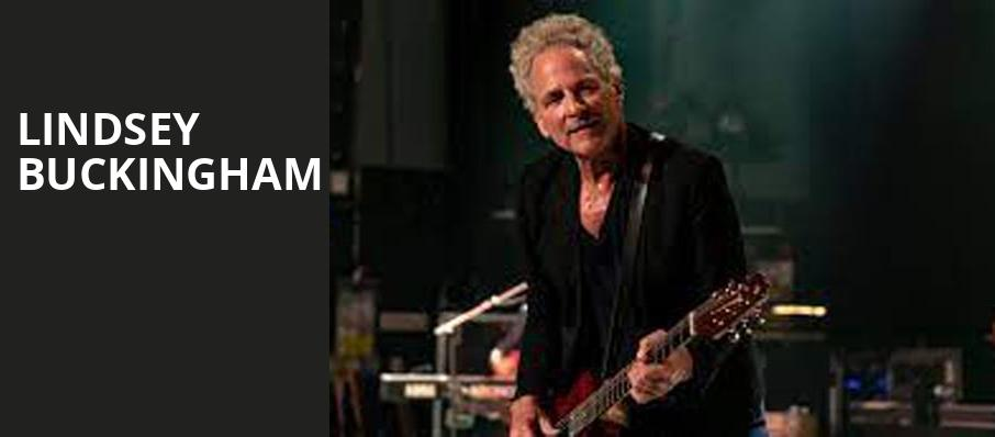 Lindsey Buckingham, Palace of Fine Arts, San Francisco