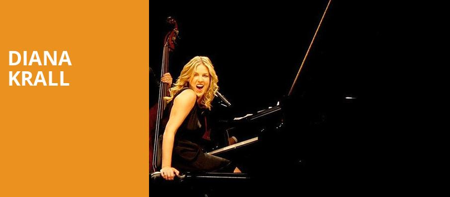 Diana Krall, Fox Theatre Oakland, San Francisco