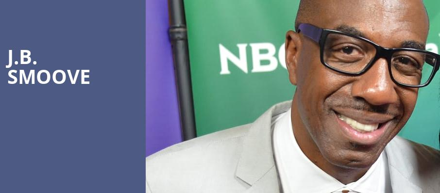 JB Smoove, Palace of Fine Arts, San Francisco