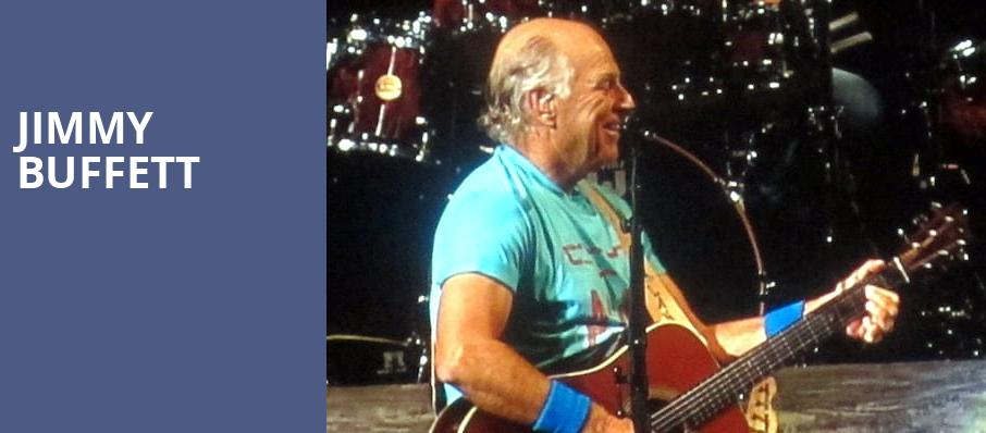 Jimmy Buffett, Shoreline Amphitheatre, San Francisco