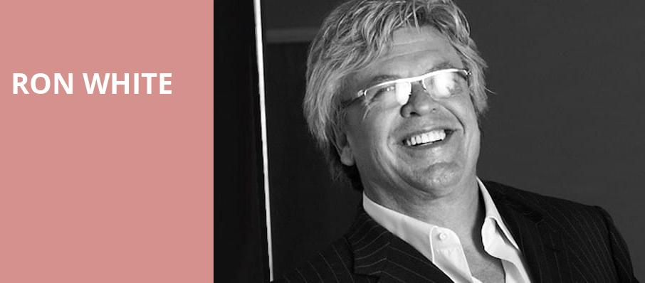 Ron White, Ruth Finley Person Theater, San Francisco