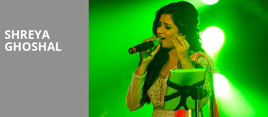 Shreya Ghoshal, Oracle Arena, San Francisco