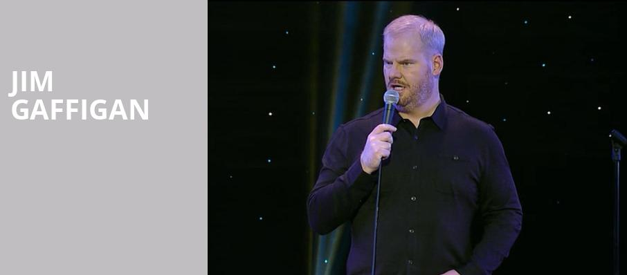 Jim Gaffigan, Ruth Finley Person Theater, San Francisco