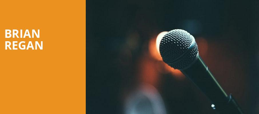 Brian Regan, Ruth Finley Person Theater, San Francisco