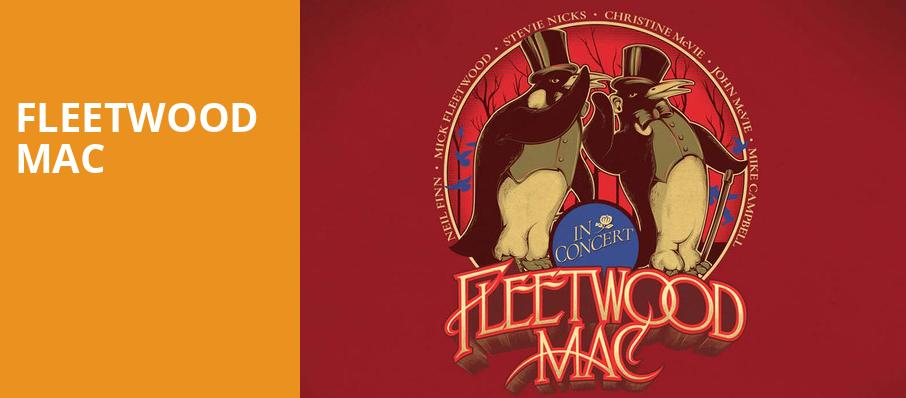 Fleetwood Mac, Oracle Arena, San Francisco