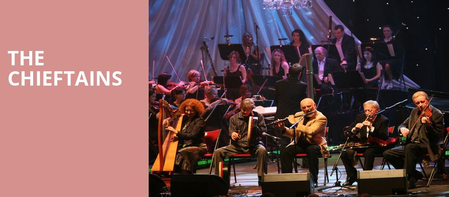 The Chieftains, Zellerbach Hall, San Francisco