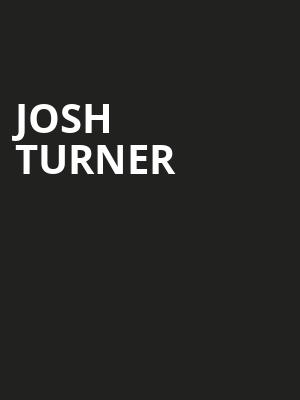 Josh Turner, Ruth Finley Person Theater, San Francisco