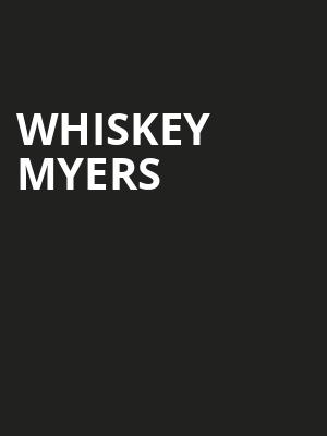 Whiskey Myers, Ruth Finley Person Theater, San Francisco