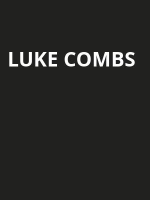 Luke Combs, Chase Center, San Francisco