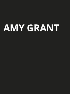 Amy Grant, Ruth Finley Person Theater, San Francisco