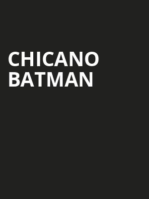 Chicano Batman Poster