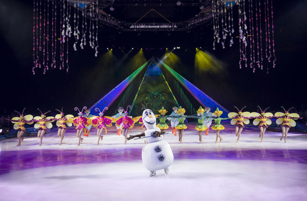 Disney on Ice is returning to the Oracle Arena this February and March, and it's your family's chance to experience the
