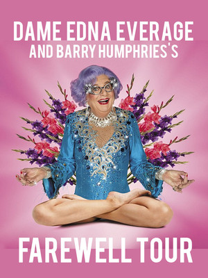 Orpheum Theatre San Francisco Ca Dame Edna Amp Barry