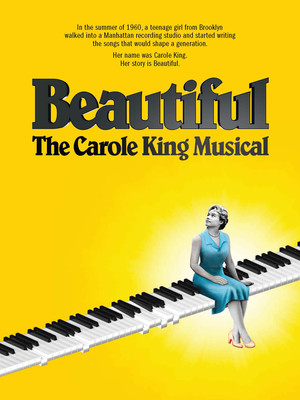 Beautiful The Carole King Musical, Orpheum Theatre, San Francisco
