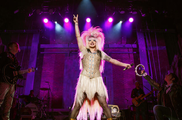 Hedwig and the Angry Inch, Golden Gate Theatre, San Francisco