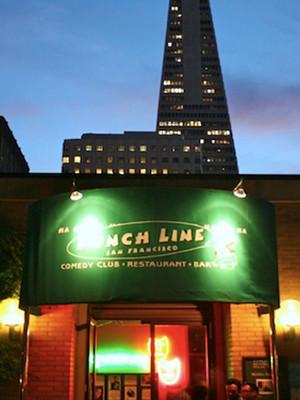 Punch Line Comedy Club San Francisco Ca Comedy